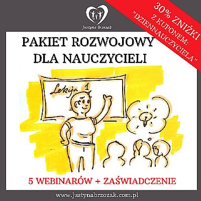 promocja pakiet rozwojowy dla nauczycieli
