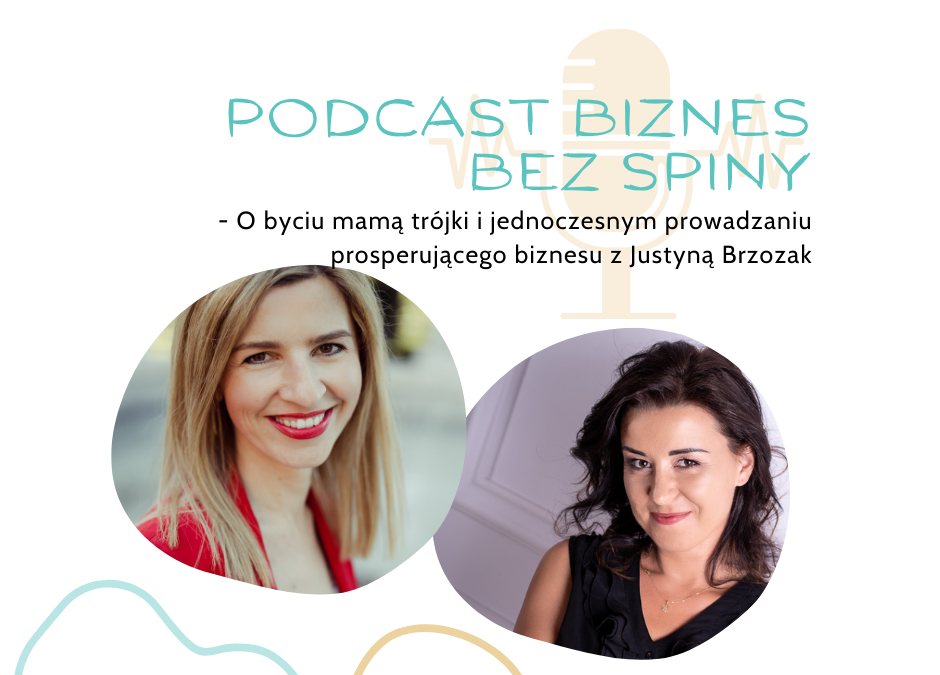 Gość podcastu – Biznes Bez Spiny